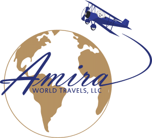 Amira World Travels LLC LOGO