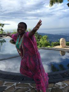 Diana in Jamaica Strawberry Hill