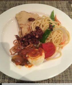 Ghana Breakfast