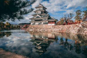 Japan Pagoda Temple