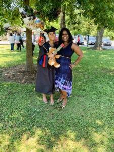 Jessica's High School Graduation